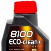 MOTUL 8100 Eco-clean+ 5W-30 (C1)
